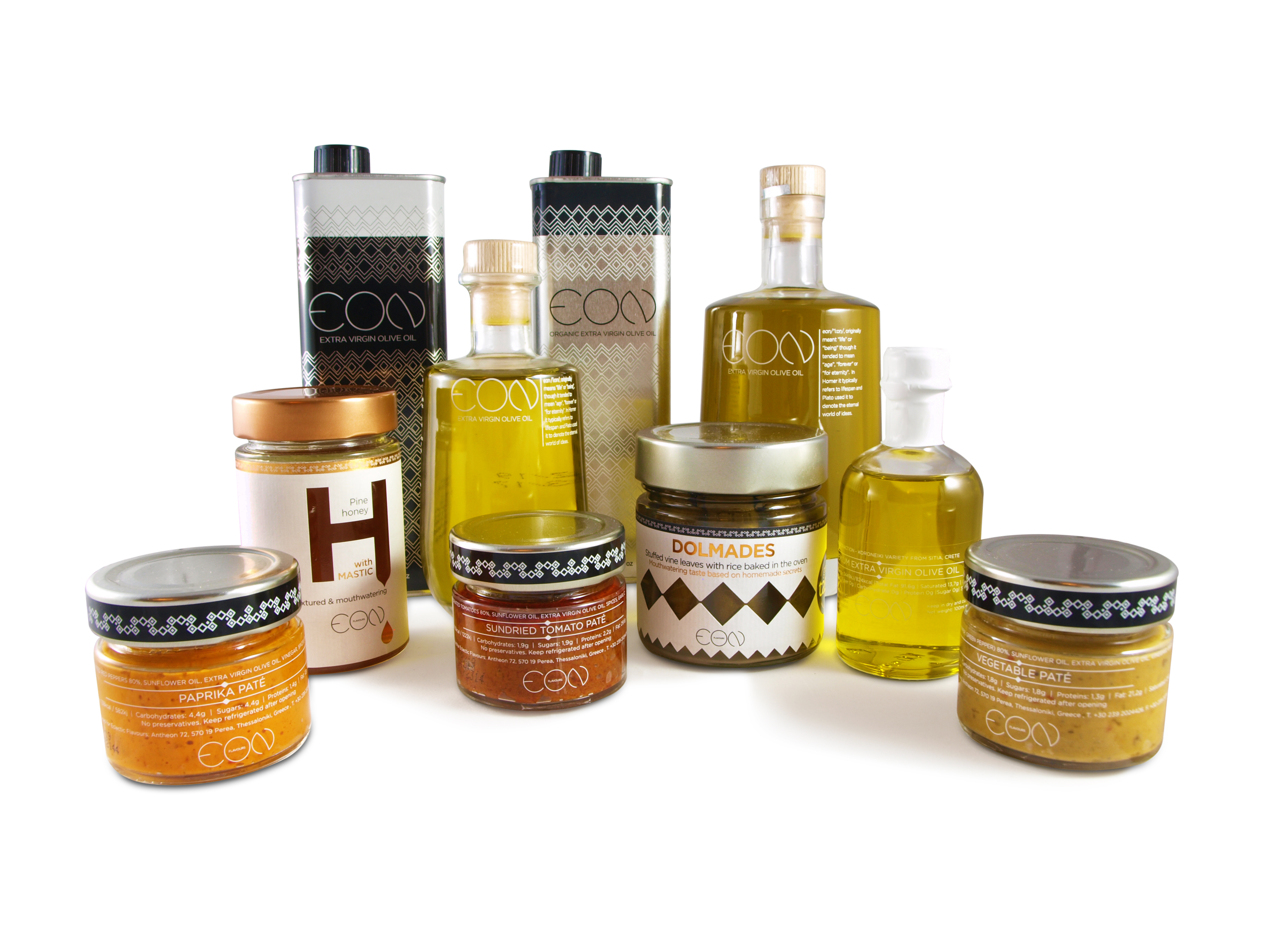 Hellenic Food Basket | EON Flavours