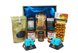 Vegetable Fusilli basketVegetable Fusilli pasta | Hellenic Food Basket