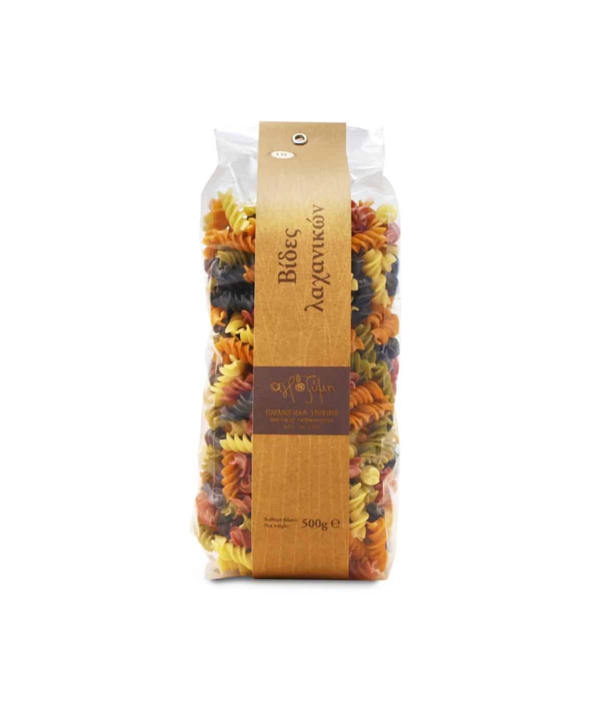 Vegetable Fusilli
