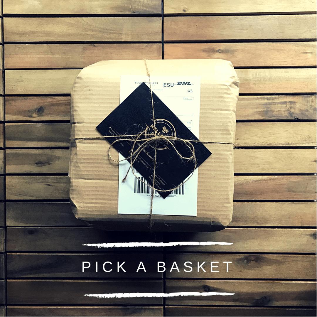 Gift food Baskets