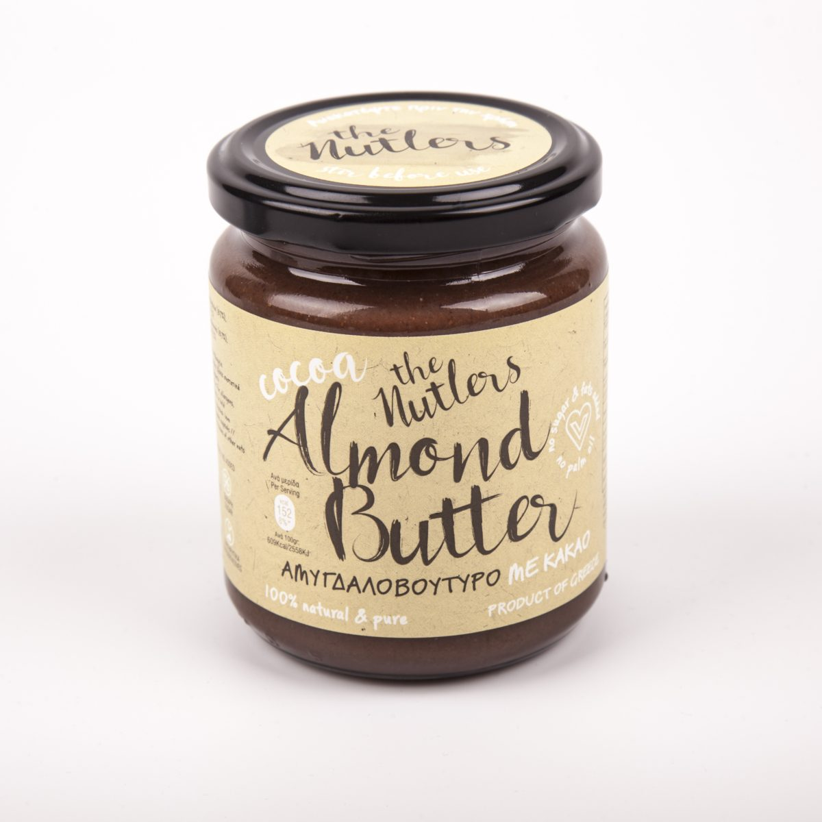 Cocoa Almond Butter