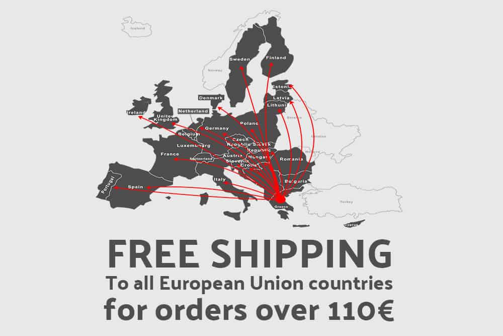 Hellenic Food Basket Shipping