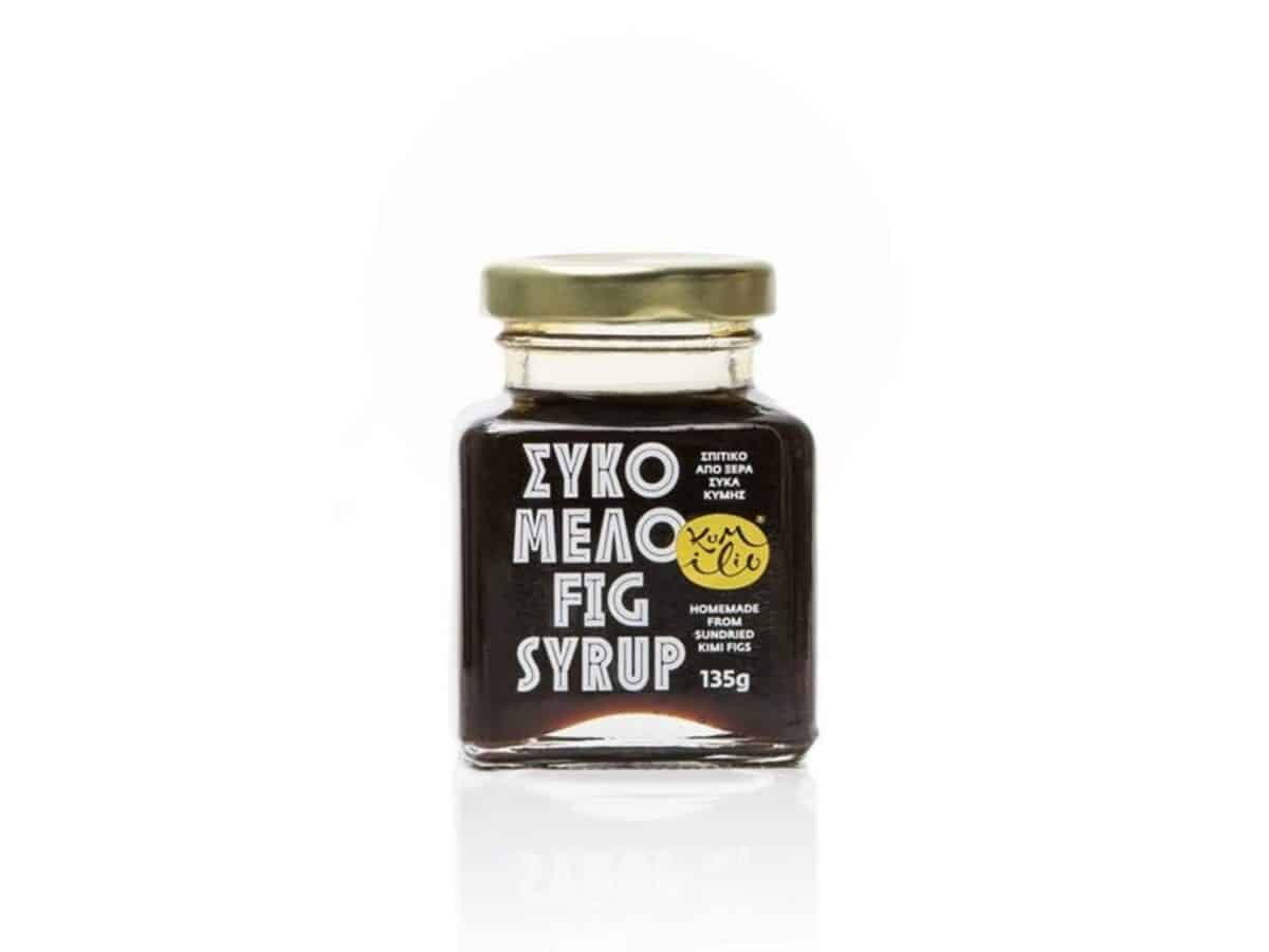 Kumilio Fig Syrup