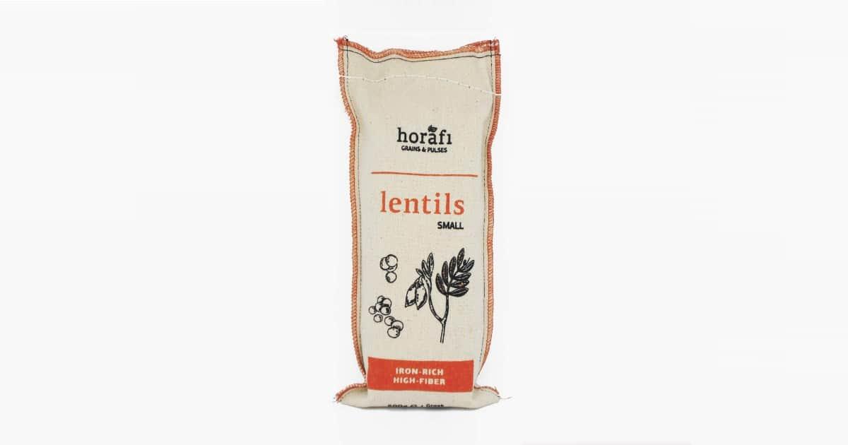 Lentils facebook
