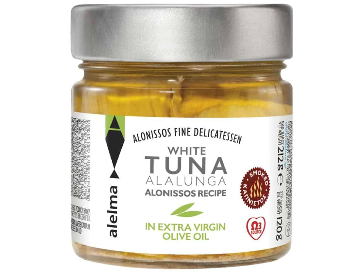 Alelma White Smoked Tuna