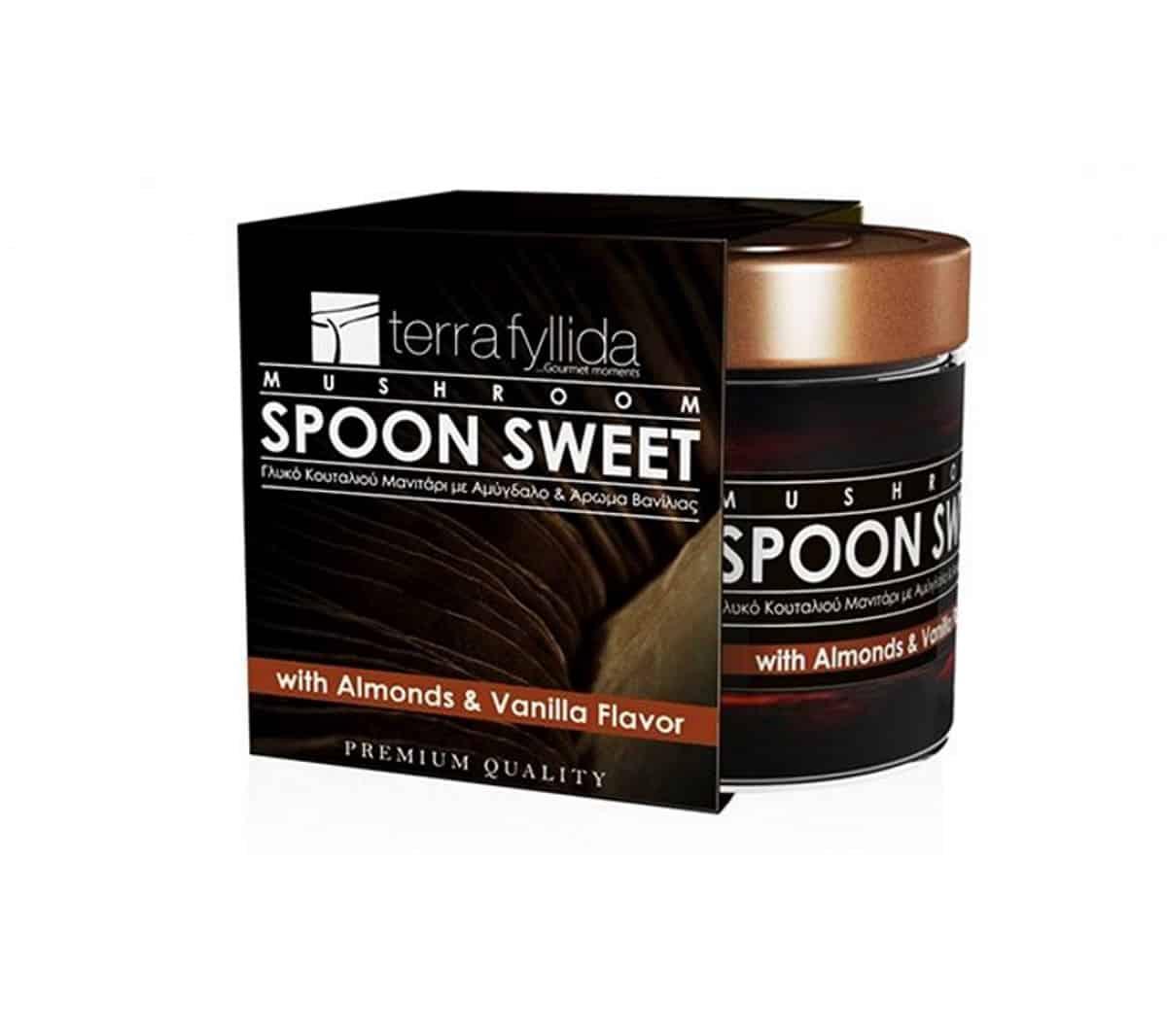 Mushroom Spoon Sweet
