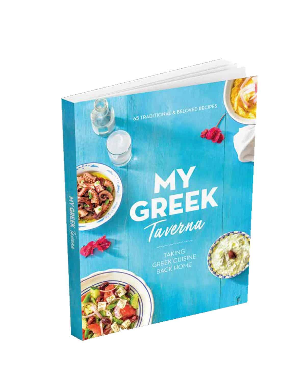 My Greek Taverna Book