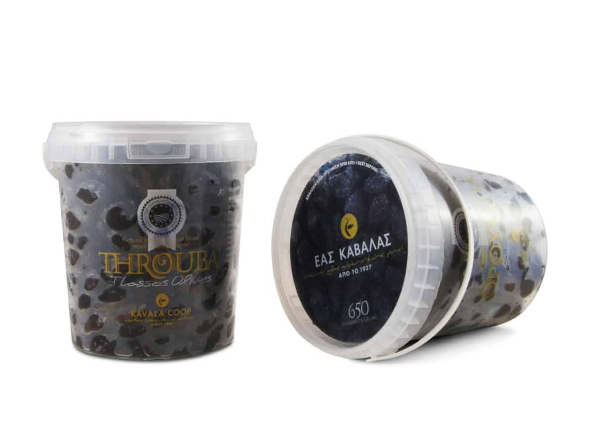 Throuba - Thassos Olives