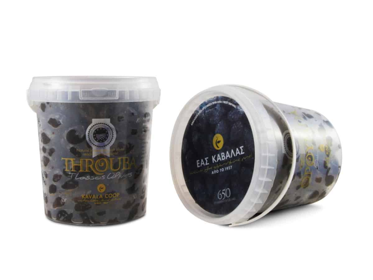 Throuba - Thassos Olives