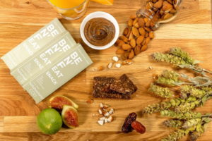 Benefeat Snack - Mountain Tea table