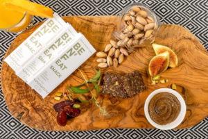 Benefeat Snack - Verbena table