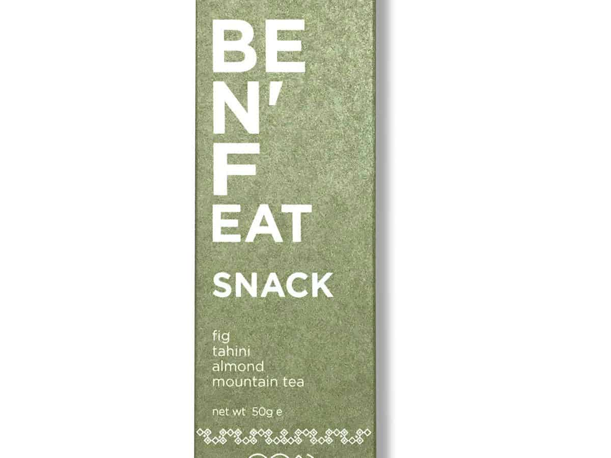 Benefeat Snack mountain tea