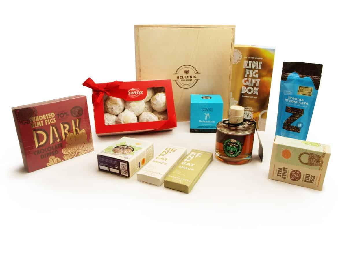 Christmas Gift Box 1