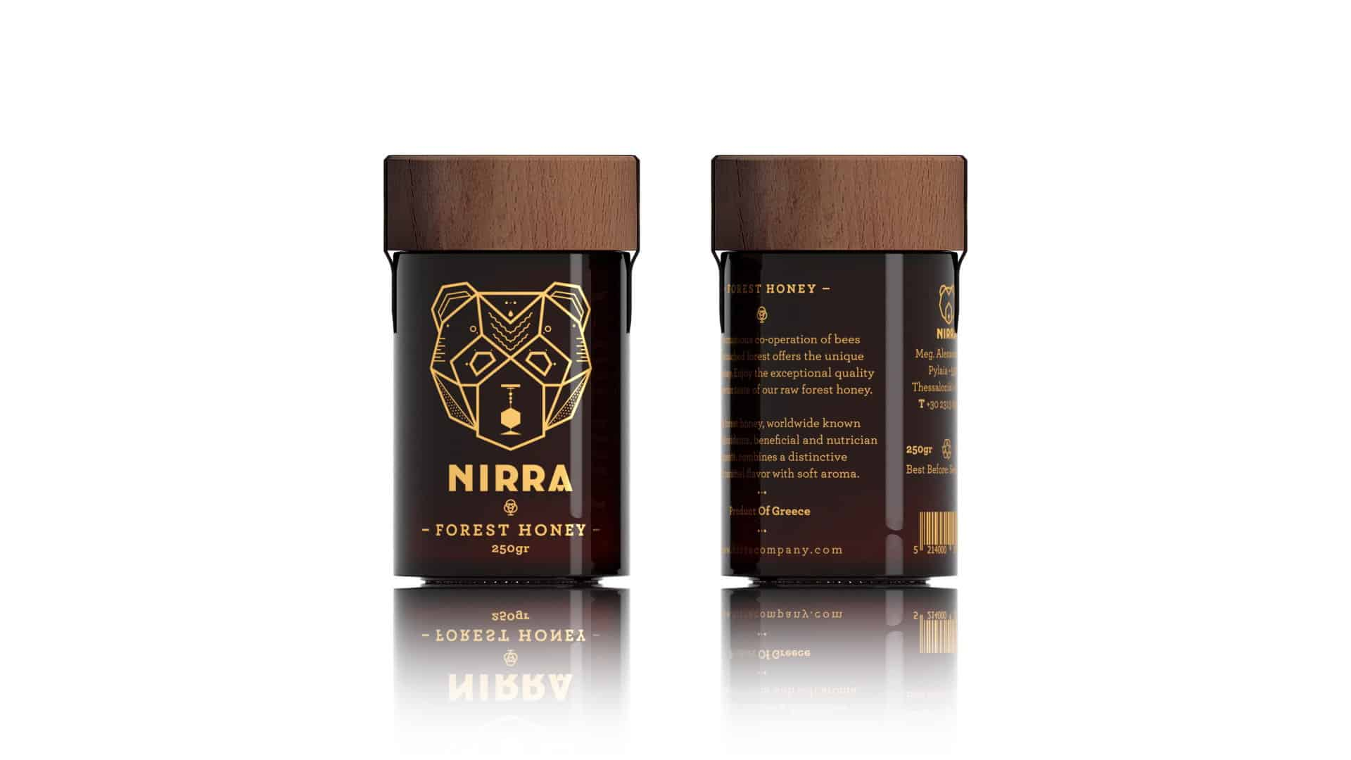 Nirra Forest Honey 1