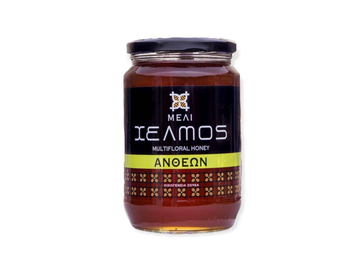 Helmos Multifloral Honey 950g